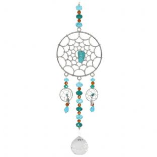Dreamcatcher Hanging Crystal